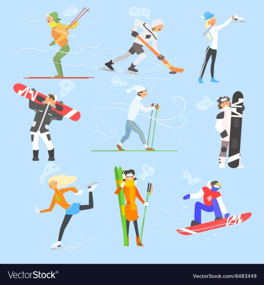 winter-sports-and-activities-vector-6483449
